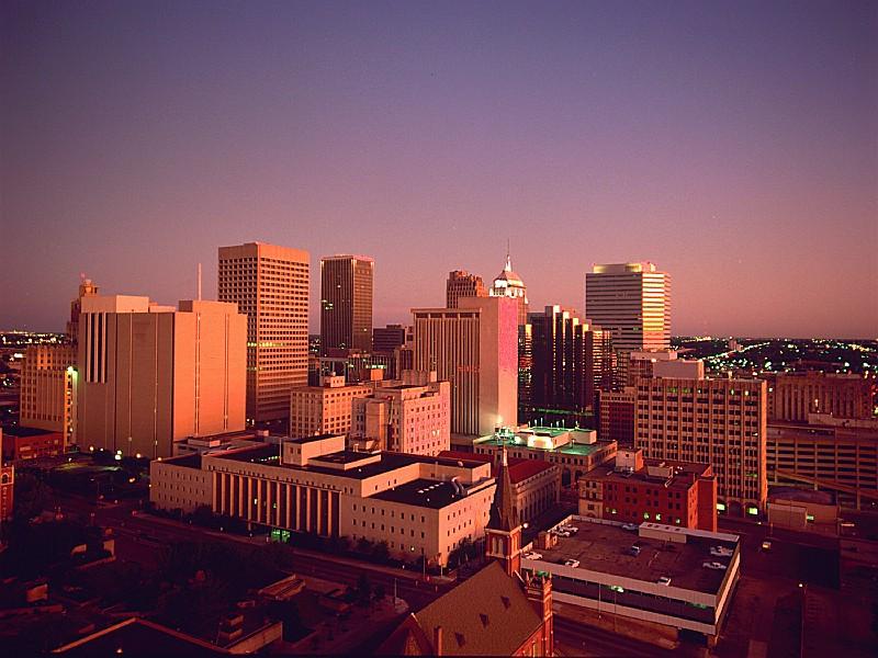 Downtown Okahoma City